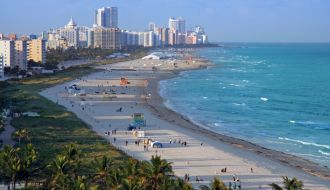 Miami stay with Eastern or Western Caribbean Cruise