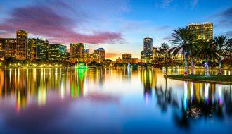 Orlando stay with Western Caribbean Cruise + Car Hire
