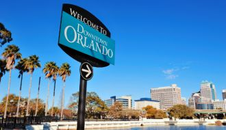Orlando stay with Eastern or Western Caribbean Cruise