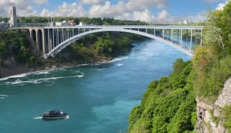 Niagara Falls & New York stays with Canada & New England Cruise