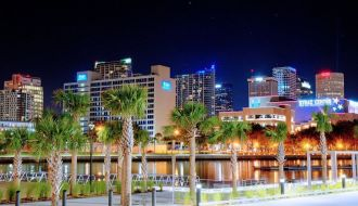 Tampa stay with Western Caribbean Cruise