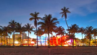 Miami stay with Eastern or Western Caribbean Cruise from Fort Lauderdale