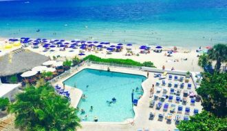 Fort Lauderdale stay with Southern Caribbean Cruise