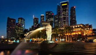 South East Asia Cruise with Singapore & Hong Kong stays