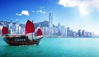 Hong Kong to Singapore Cruise with stays