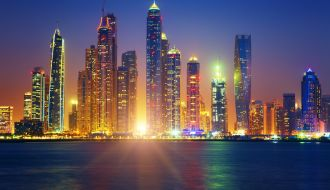Dubai Stay with Middle East Cruise