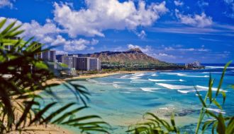 Los Angeles stay with Hawaiian Islands Cruise