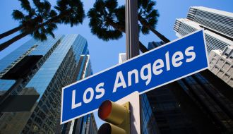 Los Angeles stay with Mexican Riviera Cruise