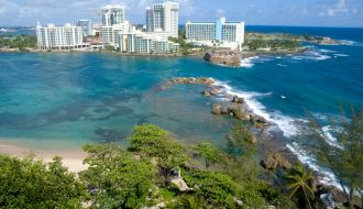 San Juan stay with Southern Caribbean Cruise
