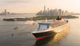 New York stay & Transatlantic Cruise to Southampton