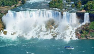 Niagara Falls & New York stays with Transatlantic Cruise to Southampton