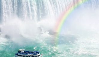 Transatlantic Cruise from Southampton with Niagara Falls & New York stays