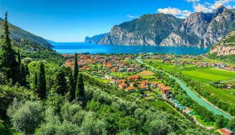 Lake Garda & Venice stays with Mediterranean Cruise