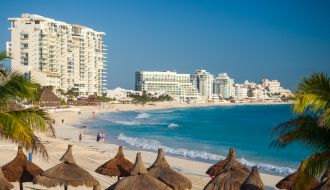 All Inclusive Cancun & New York stay with Caribbean Cruise