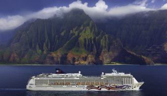 Waikiki Beach stays with Hawaii Cruise