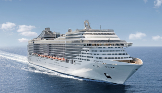 Genoa Stay with Mediterranean Cruise