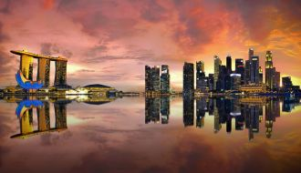 Hong Kong & Singapore Stay with Penang & Phuket Cruise