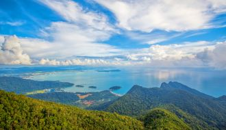 Hong Kong & Singapore Stays with Phuket, Langkawi & Penang Cruise