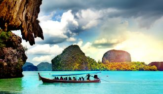 Hong Kong & Singapore Stay with Thailand, Cambodia & Vietnam Cruise