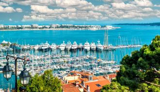 Cannes stay with France, Italy & Spain Cruise