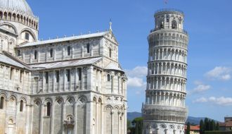 Pisa stay with Mediterranean Italy, France & Spain Cruise