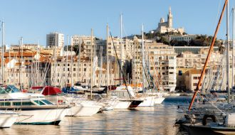 Marseille stay with Mediterranean Cruise France, Italy & Spain