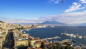 Naples stay with Italy, Spain & France Cruise