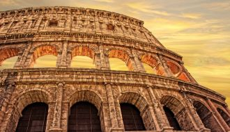 Rome stay with Italy, France & Spain Cruise