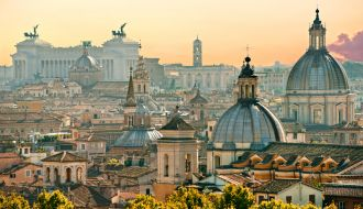 Rome stay with Mediterranean Cruise