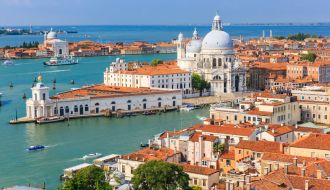Venice stay with Mediterranean Cruise