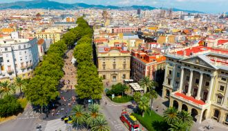 Barcelona stay with All Inclusive Spain, France & Italy Cruise