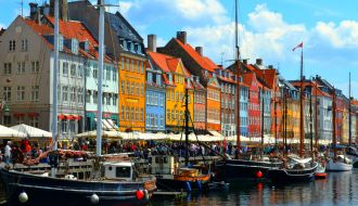 Copenhagen Stay with Baltic Sea Cruise