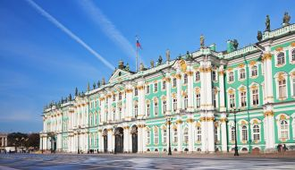 St. Petersburg stay with Scandinavia & Russia Cruise